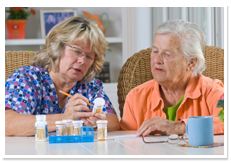 Las Vegas senior care, adult daycare, in home, copd,